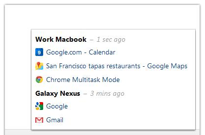 Google Chrome 19 Stable arrives, shares live tabs across your computers and phones (video)
