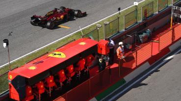 Ferrari將把開發配額用在底盤後端的改造