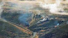 Haut-Karabakh: les combats s'intensifient, l'Azerbaïdjan réclame le retrait arménien