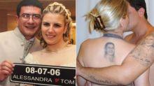 """Ex-mulher de Tom Veiga diz que os dois pretendiam reatar: """"Fizemos planos"""""""