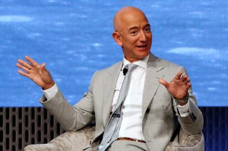 Amazon CEO Jeff Bezos Sells Stock Valued At $1.8B