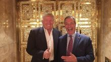 Is this the end of the Farage/Trump bromance? UKIP MEP slams US President for Syria attack
