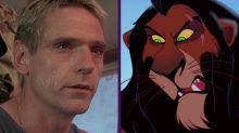 Mira quién se esconde detrás de algunos de los villanos Disney más clásicos