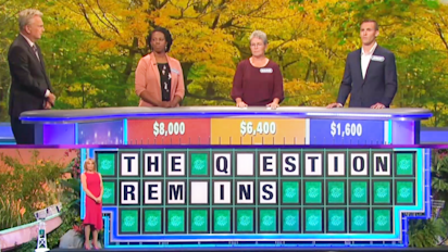 Contestants stumped by super simple 'Wheel' puzzle