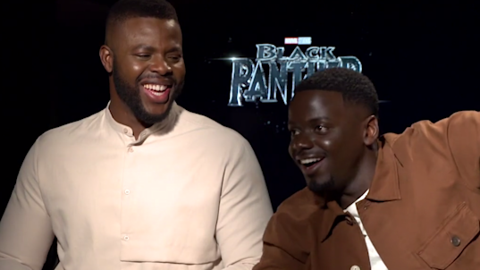 #BlackPantherSoLit: Cast of Marvel's megahit reveals favorite 'Black Panther' memes