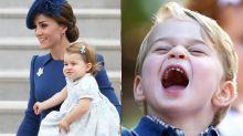 超治癒圖輯!喬治小王子和夏洛特小公主 20+ 超萌時刻!