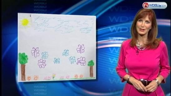 Margaret's Weather Picture for May 9