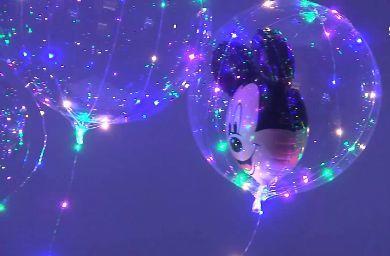 驚!這款氣球 風一吹就爆炸