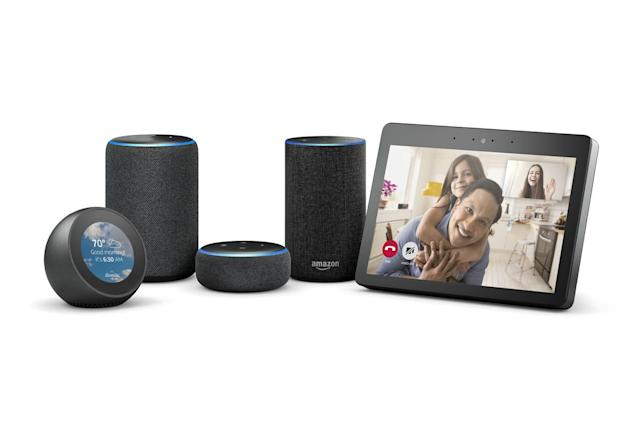 Alexa can now make Skype calls