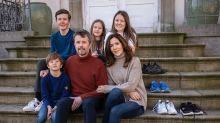Prinzessin Mary und Familie ziehen aus dem Palast in der dänischen Hauptstadt aus