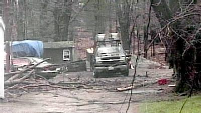 Early Sunday Storm Causes Thousands of Outages