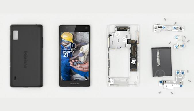 Fairphone's next 'ethical smartphone' is modular for easy repair