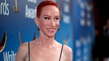 Kathy Griffin Offers Job To Ryan Seacrest's Accuser As He Gushes On Oscars Red Carpet