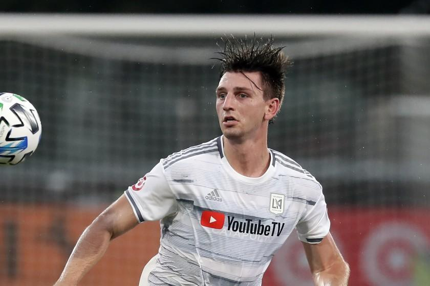 LAFC defender Tristan Blackmon is the lone newcomer on the U.S. men's national roster