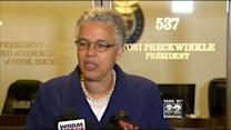 Preckwinkle Not Running For Mayor