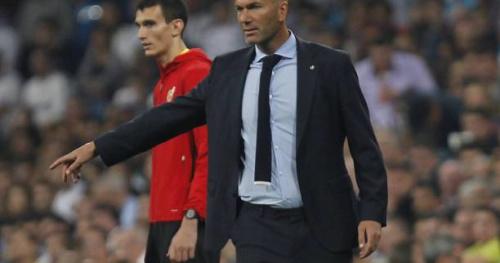 Foot - ESP- Real - Le Real Madrid avec le jeune Achraf