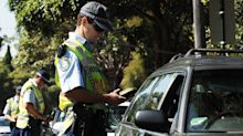 Police bust 340 drunk drivers over the holidays
