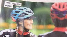 Cycling magazine accidentally prints what they actually think about women