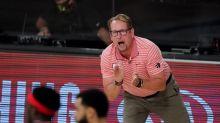 Head coach Nick Nurse signs multi-year extension with Toronto Raptors