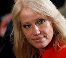 Kellyanne Conway Blames 'Haters' For Criticism of Trump's Call To Widow