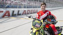 Motorcycle jumper will try to set Guinness World Record before NASCAR race at Talladega