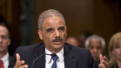 Holder Sidesteps Questions on Phone Records