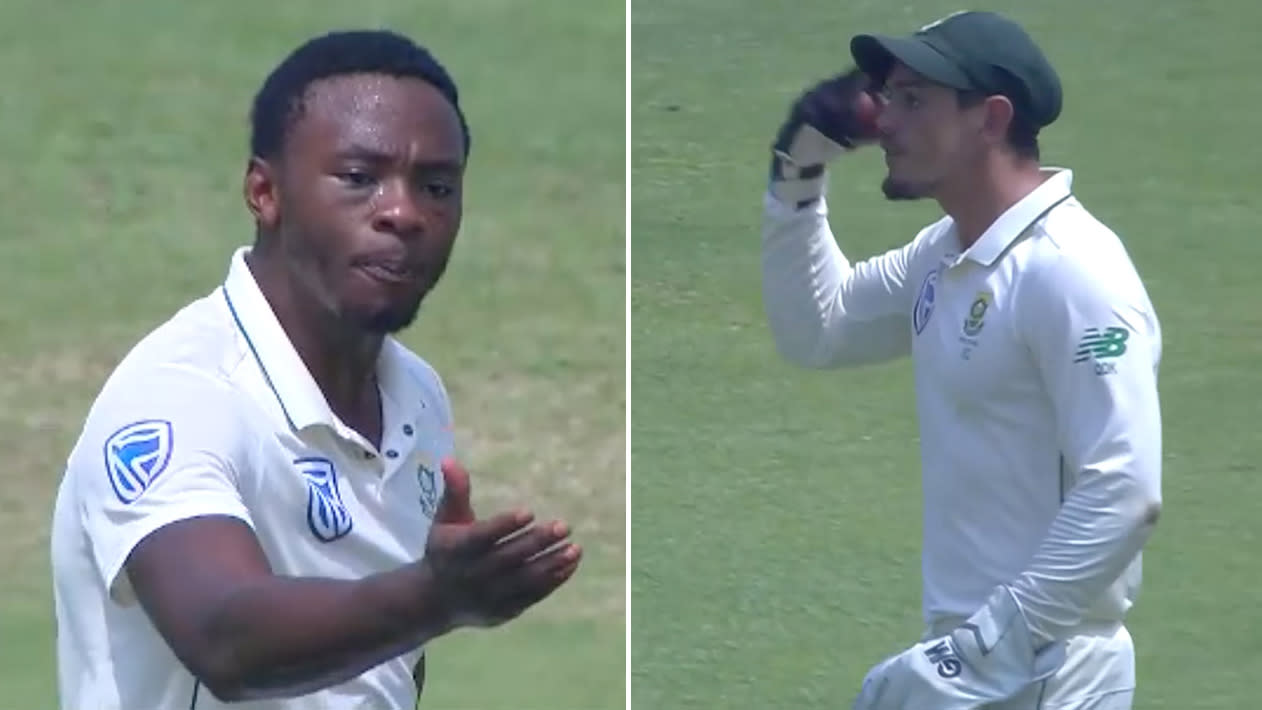'F**k you mate': South African teammates feud after Kohli masterclass