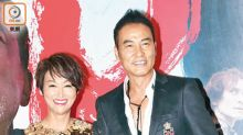Simon Yam wants to direct Kara Hui in romance movie