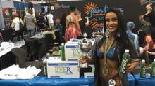 PURA Kicks-off Arnold Sports Festival Johannesburg Introducing EVERx CBD Sports Water in Africa