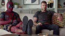 Em novo vídeo, Deadpool pede desculpas por ter zoado David Beckham