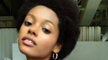 Fashion World Still Racist Against Natural Hair