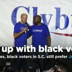 Despite gaffes, Joe Biden holds strong support among black voters in South Carolina