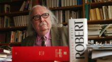 Le célèbre linguiste Alain Rey, principal artisan du dictionnaire Le Robert, est mort à 92 ans