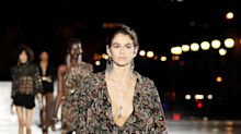 Cindy Crawford's daughter, Kaia Gerber, has officially taken over Fashion Week SS18