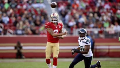 Report: Kaepernick to work out for Seahawks