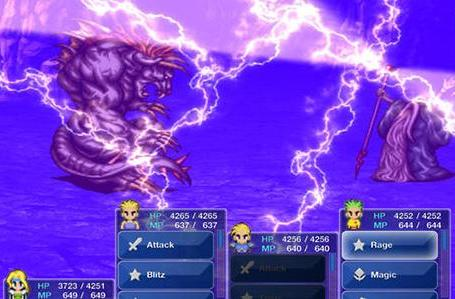 Final Fantasy 6 now available on US iTunes