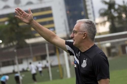 Contra 'pedra no sapato' de Dorival, Santos busca afirmação de jogo ideal