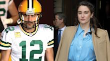 Shailene Woodley says dating Aaron Rodgers during pandemic 'taught us a lot about each other very quickly'