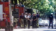 Verletzte bei Messerangriff in Linienbus