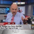 Cramer: Health care stocks are rising on hopes Biden will snag the 2020 Democratic nomination