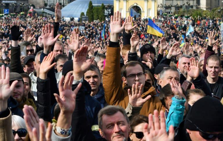 Many critics say the proposal favours Russia (AFP Photo/Genya SAVILOV)