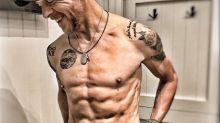 Simon Pegg Admits Public Response To His Shocking BodyTransformation Was 'So Weird'