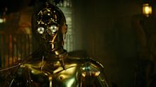 Anthony Daniels was unhappy with C-3PO's role in 'Star Wars: The Last Jedi'