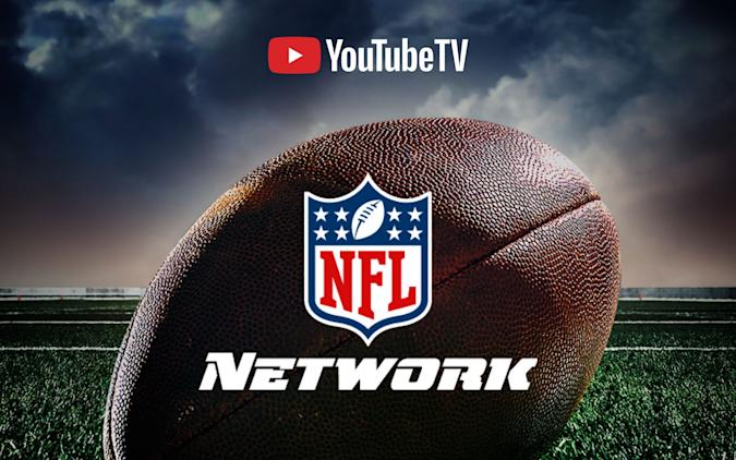 YouTube TV adds NFL Network