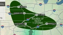 Drenching storms will raise flash flood risk across central US through week