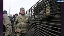 Ukraine's President Warns He Could End Cease-fire