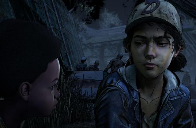 Work resumes on Telltale's final 'The Walking Dead' season
