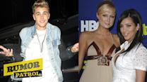 Is Justin Bieber Racist? Paris Hilton Disses the Kardashians? (Rumor Patrol)