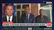 Second victim in Rayshard Brooks shooting recalls terrifying ordeal