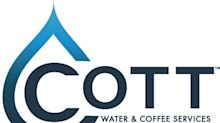 Cott Announces Date for Fourth Quarter and Fiscal Year 2019 Earnings Release and Conference Call